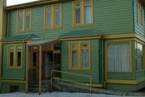 13-Lunas Hostel Ancud Chile