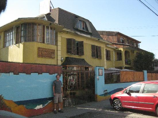 Backpackers Iquique Chile