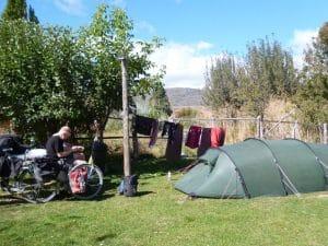 Camping Cochrane Chile