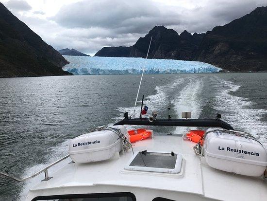 Destino Patagonia San Rafael Glacier Puerto Rio Tranquilo