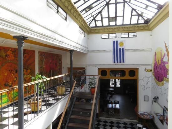 El Viajero Downton Hostel Montevideo Uruguay