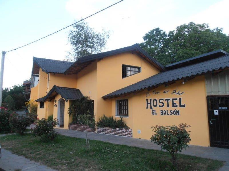 La Casa del Arbol Hostel El Bolson Argentina
