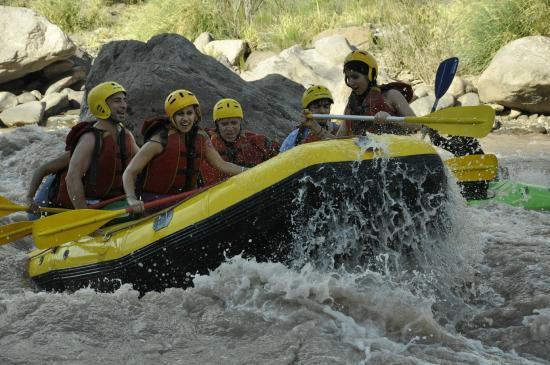 Rio Aventura Mendoza Argentina