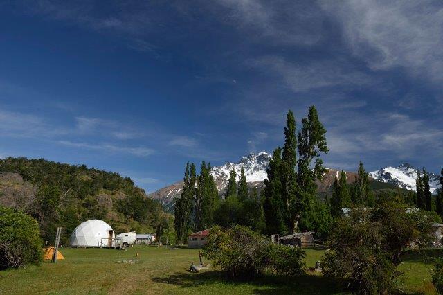 Turismo Al Galope Villa Cerro Castillo Chile