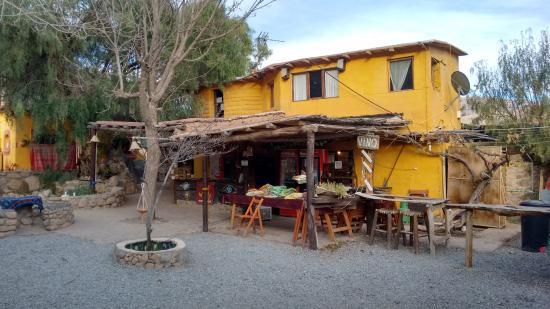 Waira Hostel Camping Tilcara Argentina