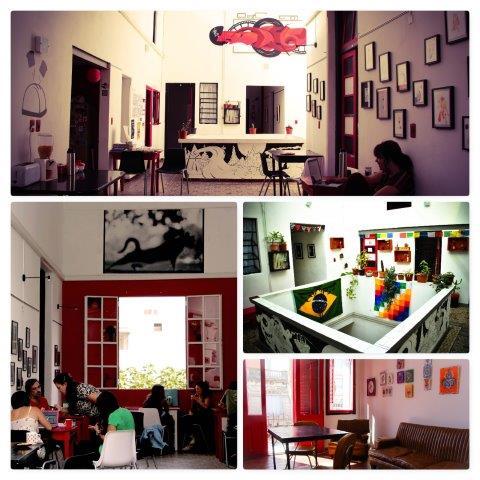 Contraluz Art Hostel Montevideo Uruguay (2)