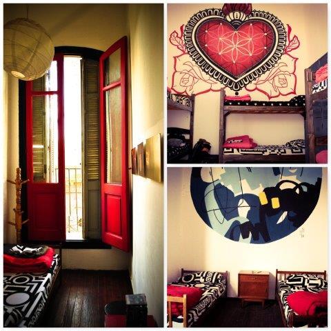 Contraluz Art Hostel Montevideo Uruguay (3)