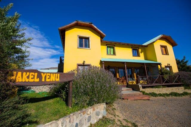 Nakel Yenu Hostel El Calafate Argentina