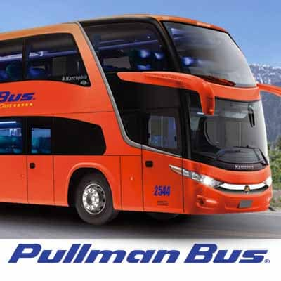Pullman Bus Salta to San Pedro de Atacama